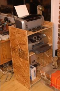 Printer Cabinet