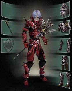 Player Mercenary