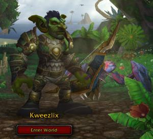 Kweezlix in Vicious Dragonscale mail armor