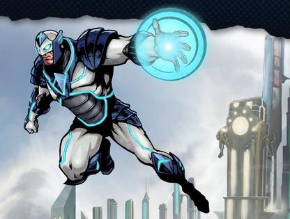 Defender - Champions Online