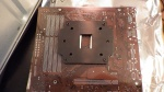 Cooling Plate attached to MB