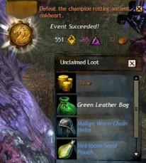 Reward and Loot