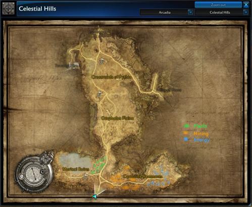 Tier 2 Celestial Hills
