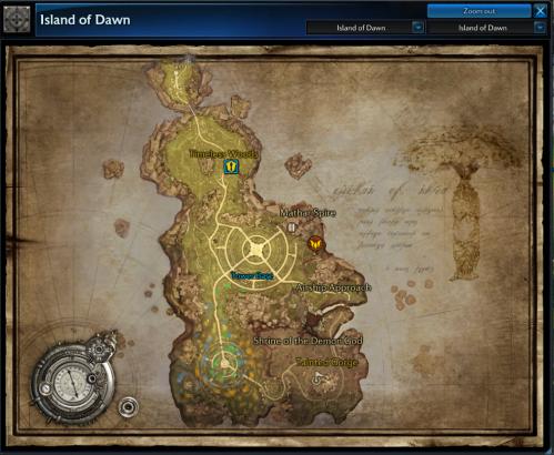 Island of Dawn - Tier 1