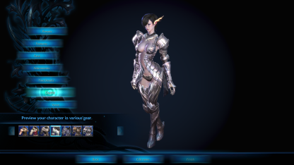 High Elf Armor