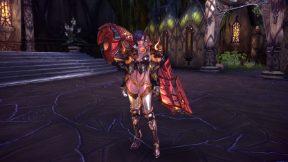 Castanic Fashion Coupon Armor