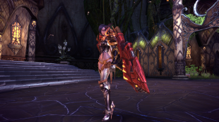 Castanic Fashion Coupon Armor