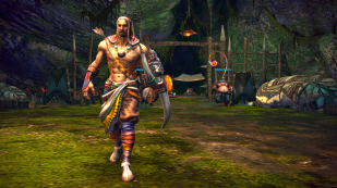 Khirian Warrior