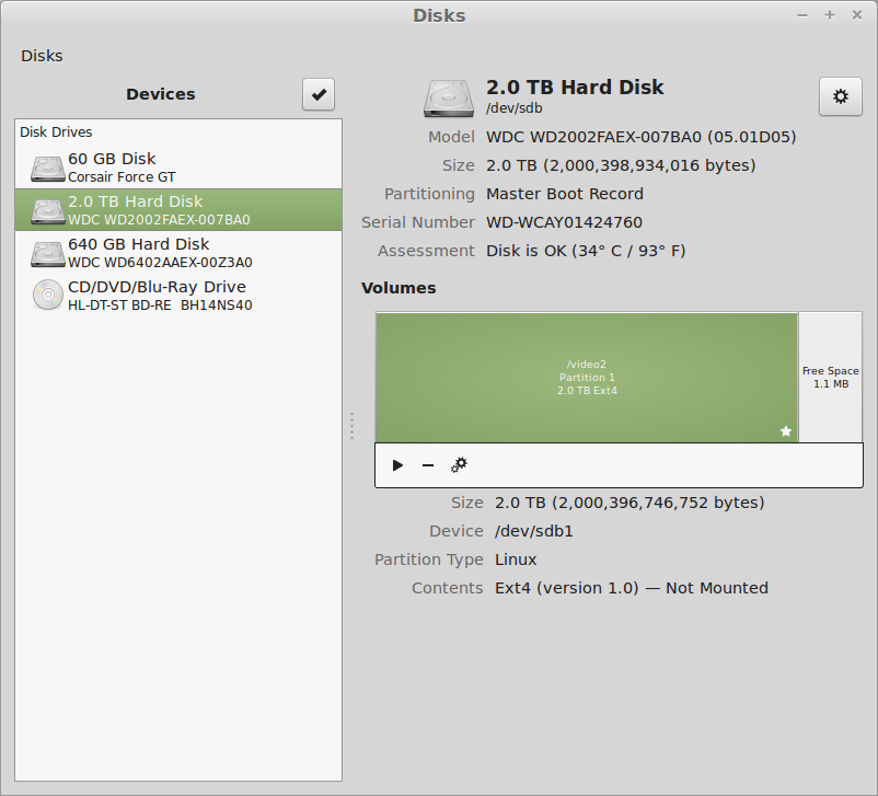 Linux Mint 17 – Auto Mount Solved | Windy Weather