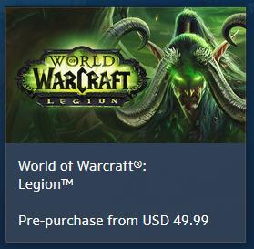 Legions Expansion