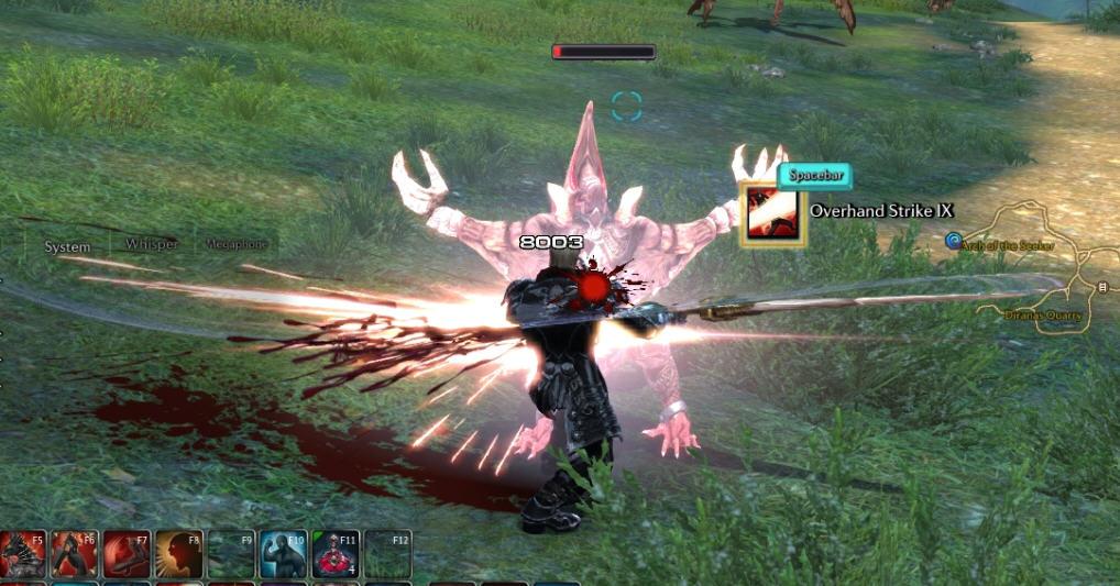 Tera – Level 65 Slaying CrystalTest