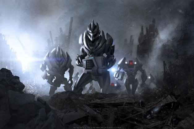 evil_robot_invaders_by_bergamind-d6cpqod