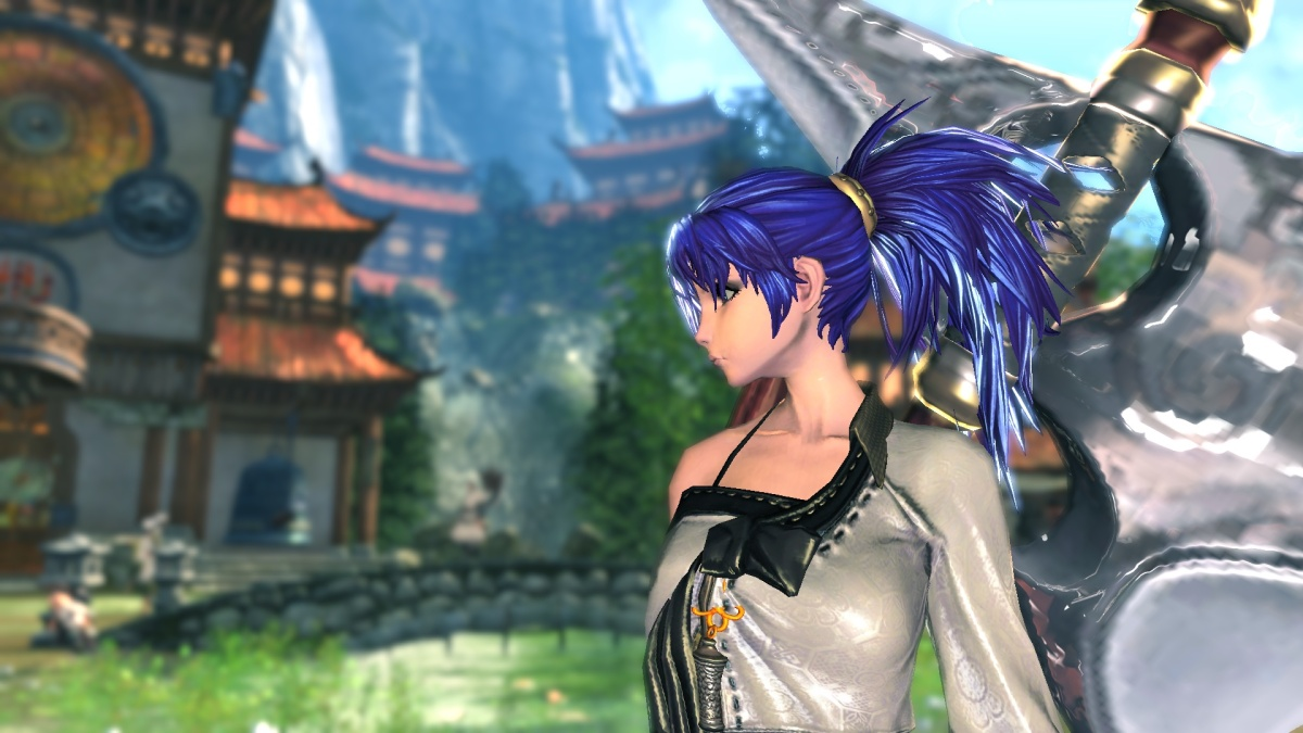 Blade and Soul -Complicated Martial Arts MMO