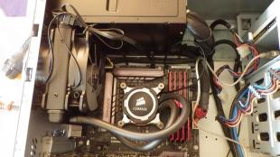 Corsair H75 Cooler