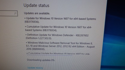 But needs a lot of updates