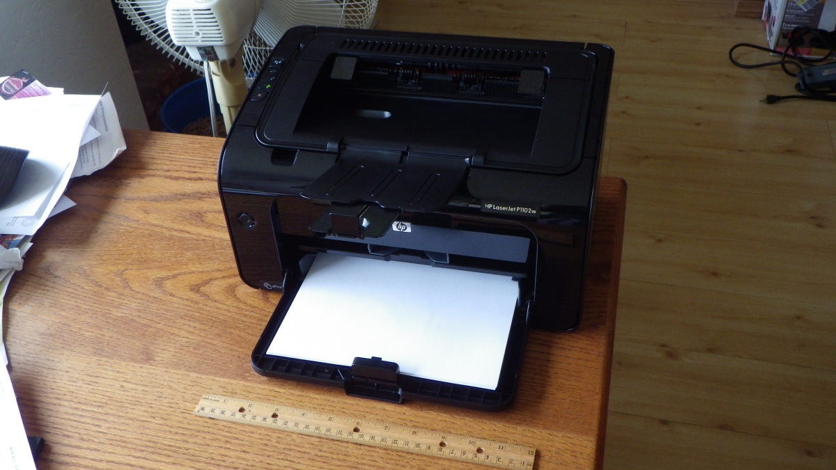 Switching to a Laser Printer