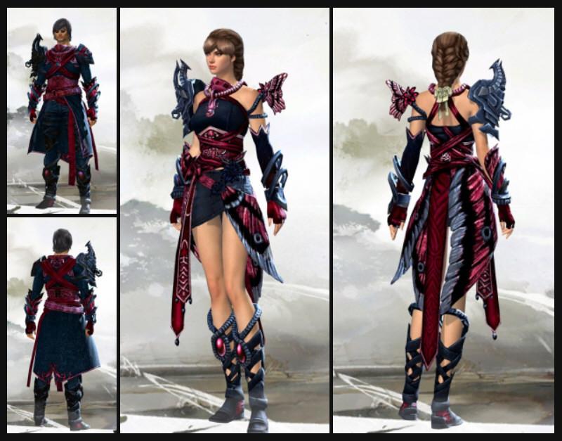 Guild Wars 2 – Carapace MediumArmor