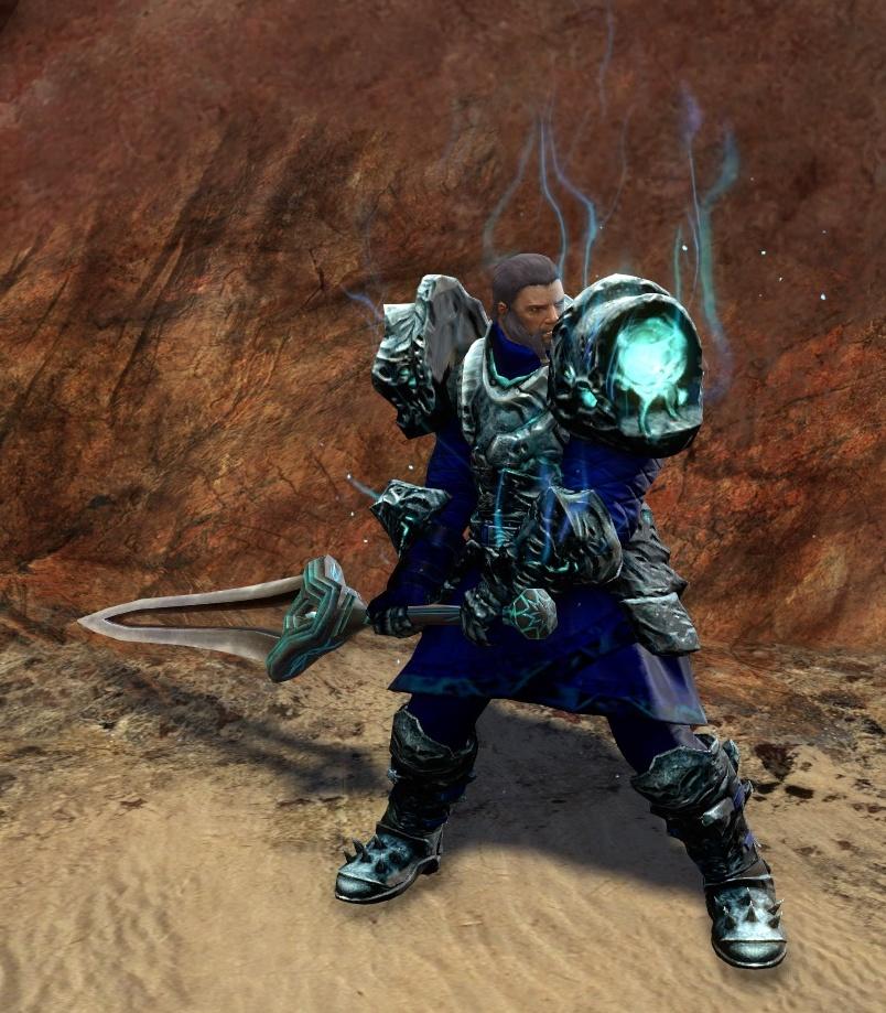 Guild Wars 2 – Heavy LeystoneArmor