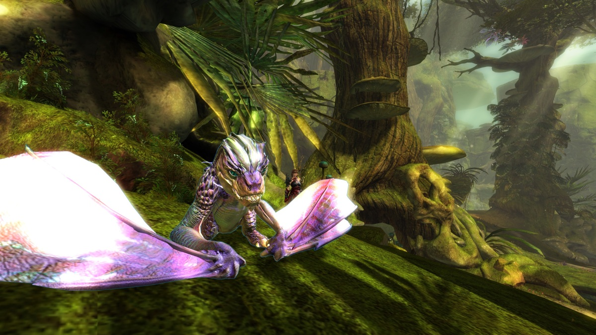 GW2 – Heart of Thorns Pets