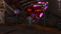 Transmog Station in Orgrmmar