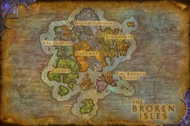 WorldMap-TheBrokenIsles