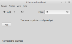 Printer Config App