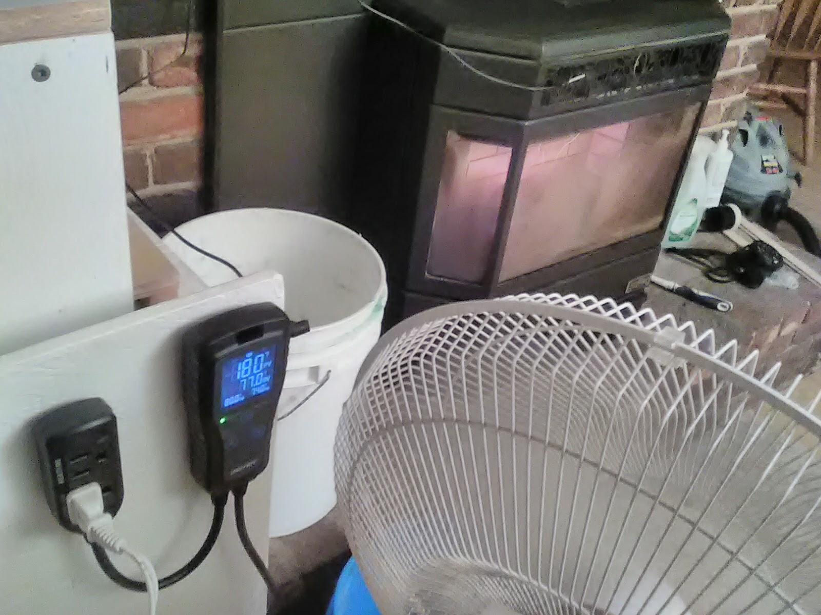 Pellet Stove Fan Control Windy Weather