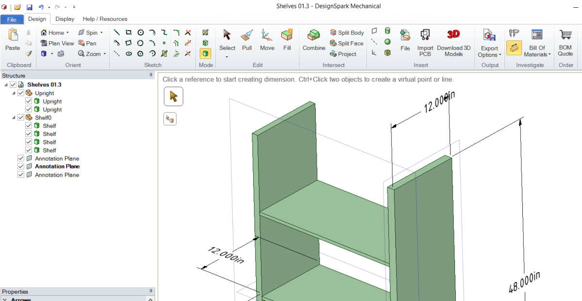 DesignSpark – Easy to Use CAD