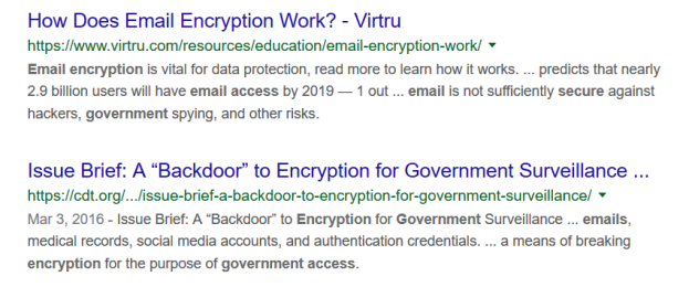 Email Encryption 01