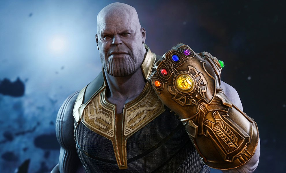 Thanos Didn't Do theMath