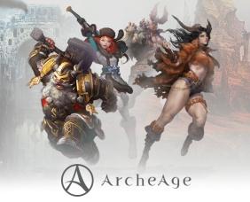 ArcheAge Email header