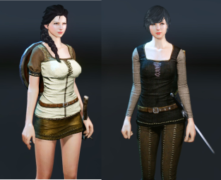 ArcheAge NewvsOld