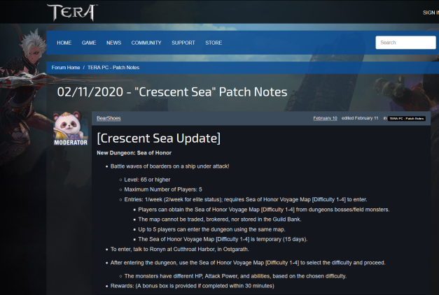 Screenshot_2020-02-11 02 11 2020 - Tera Crescent Sea Patch Notes