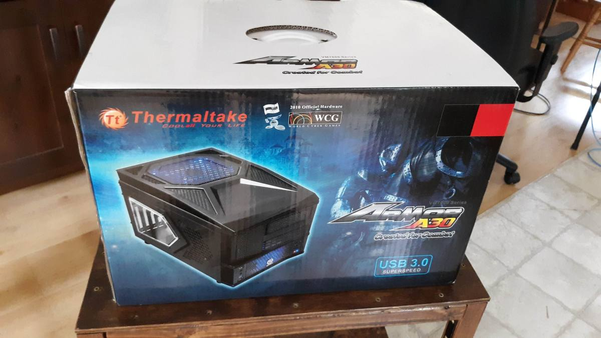 Armor 30 / Core i5-4570S System ForSale