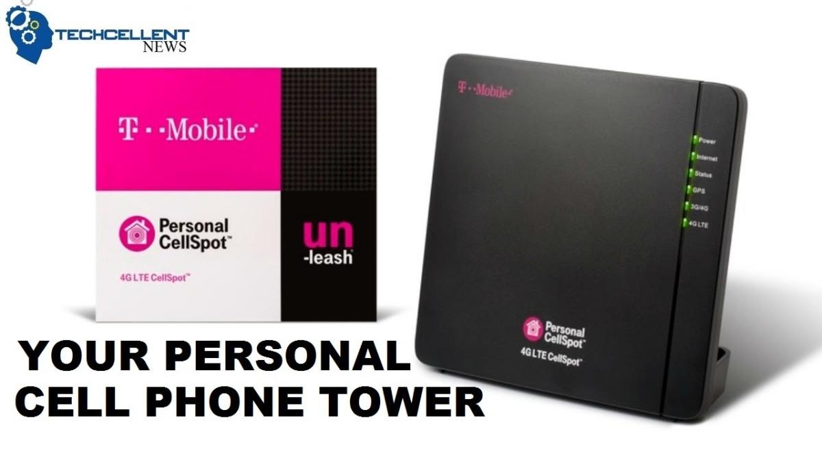 Using T-Mobile CellspotSafely